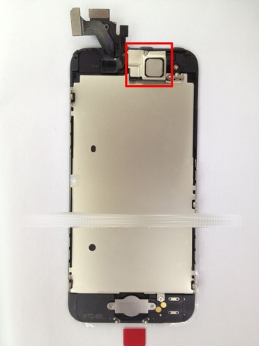 iPhone 5 NFC Chip Picture