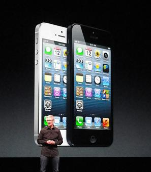 iPhone 5 Presentation