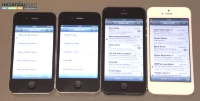 iphone 5 touchscreen problems scrolling glitch