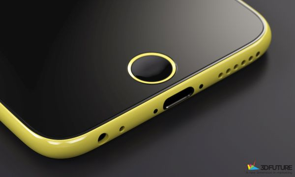 iPhone 6c Render
