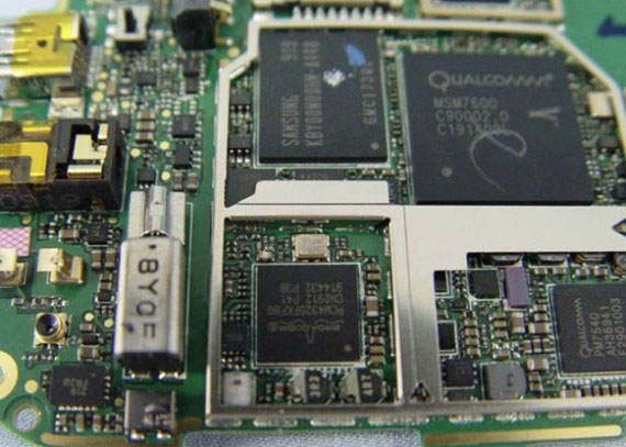 iphone broadcom chip