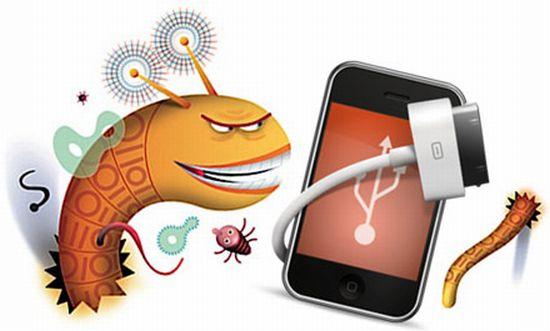 iphone virus
