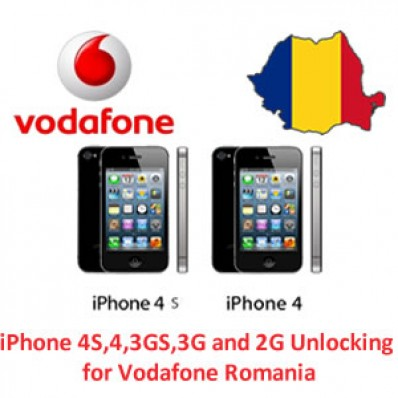 iphone vodafone romania unlock