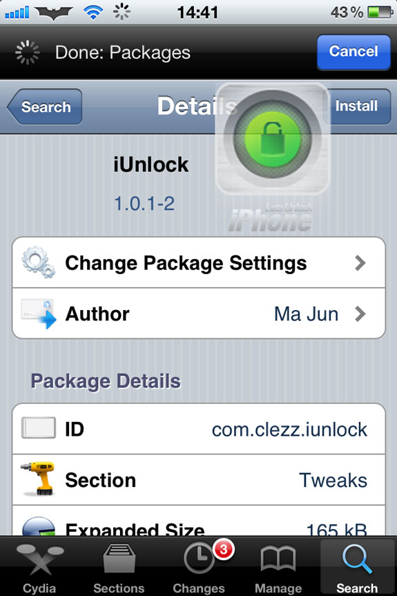 iunlock-cydia-tweak