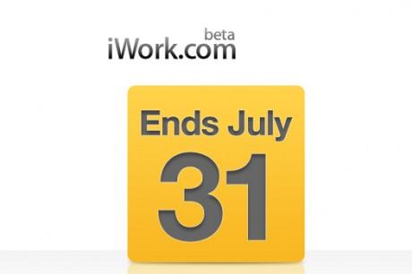 iwork closing