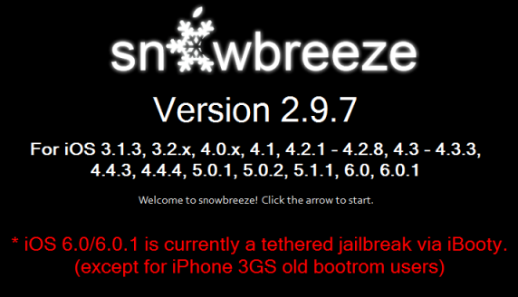 jailbreak and unlock ios 6-0-1