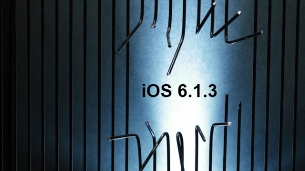 fix jailbreak iOS 6.1.3 untethered
