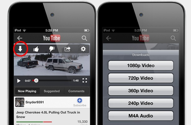 protube 2 tweak