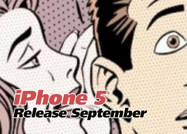 iphone 5 release september rumor