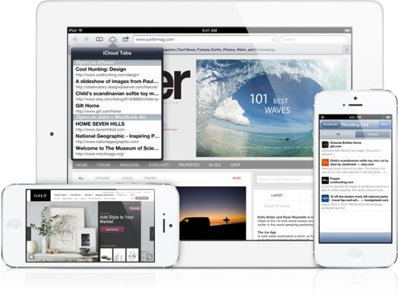 safari ios 6