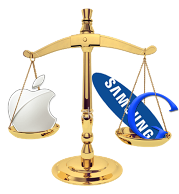 samsung and google against Apple