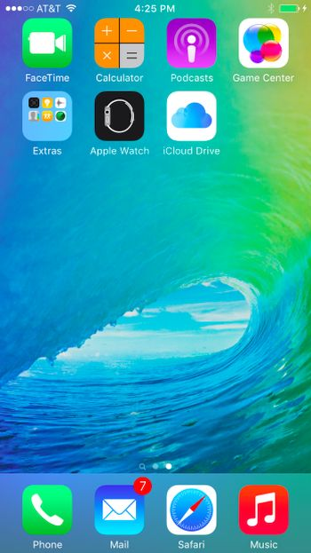 How to Access iOS 9 Hidden iCloud Drive App