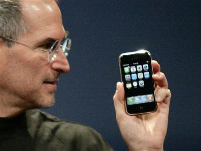 Steve Jobs Leaked iPhone Legend