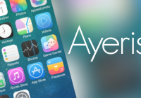 Best Jailbreak Tweak 2014 Ayeris Is Available for iOS 7