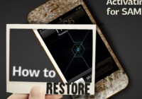 Restore Activation Ticket With RedSn0w 0.9.12b1 To Complete SAM Unlock | How to