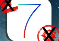 Buggy iOS 7 Even without Jailbreak on iPhone