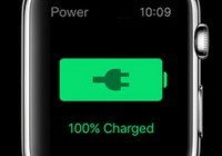 Use Apple Watch to Check Your iPhone Battery Charge Level