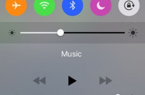 Cool iOS 9 Control Center Tweak That Enables More Toggles