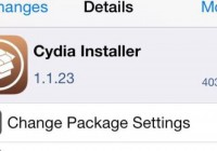 Cydia Downgrade Apps Possibility Available in New Update