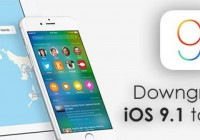 How to Downgrade from iOS 9: Get Back from iOS 9.1 to 9.0.2