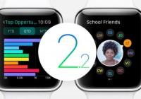 Apple Watch Users Can Install WatchOS 2.2: Here Is How