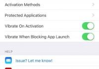 How to Lock Apps on iPhone 6 [Jailbreak Tweak]