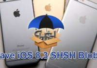 How to Save SHSH Blobs iOS 8.3 with TinyUmbrella [Instruction]
