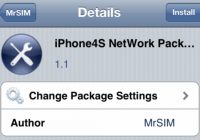 Use New R-Sim 3 for iOS 5.1.1 to Unlock Your Sprint or Verizon iPhone 4S [How to]