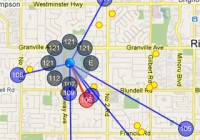 Check the Cellular Towers Info with Signal iPhone App