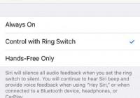 How to Mute Siri Beep on iOS 9 iPhone