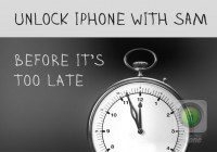 Unlock your iPhone with SAM Before it's Too Late