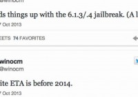 Wait For iOS 6.1.3 Jailbreak Untethered This Year!