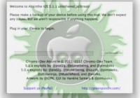 Finally You Can Jailbreak iPad 2.4 With Updated Absinthe 2.0.4 [How to]