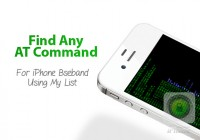 Find Any AT Command For iPhone Baseband Using My List