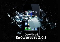 Fix GPS Bug in iPhone 3GS and Jailbreak iPhone 4 (9B208) with Sn0wbreeze 2.9.5 | Download