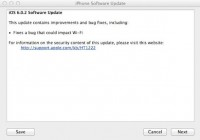 Apple Released iOS 6.0.2 for iPhone 5 and iPad Mini | Download IPSW