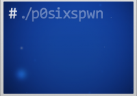 Download P0sixspwn for Windows [Direct Link]