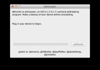 Download P0sixspwn for Mac [iOS 6.1.3 Jailbreak Tool]