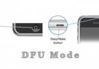 Enter DFU Mode on iPhone, iPad, iPod Touch [How To]