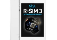 Activation Problems With R-Sim 3 On iPhone 4S [How-to Fix]