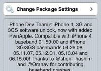 Reinstall Mobile Substrate and Ultrasn0w to Fix No Signal on iPhone 3GS (3G) [How to]