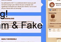 iOS 7.1 Untethered Jailbreak for iPhone 5S / 5C Claimed to Be Released!