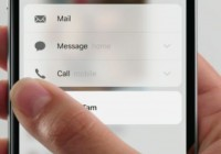 3D Touch Technology to Come to iOS 8 iPhone