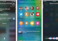 iOS 9 Proactive Assistant and Smarter Siri Features