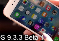 iOS 9.3.3 Update: Download New iOS 9.3.3 Beta 1 to Developers