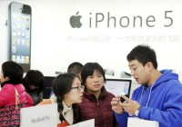 More Than 2 Millions iPhone 5 Were Sold In China This Weekend