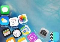 Fun iOS 9 iPhone Apps Icon Jailbreak Tweaks with Gravitation Effect