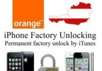 iPhone Orange Austria Unlock [Permanent Factory Solution]