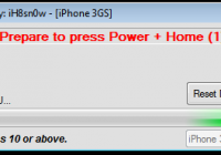 Perform Sn0wbreeze iOS 6.1.3 Jailbreak Using iPhone 3GS | Tethered