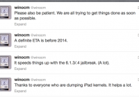 iOS 6.1.3 / 6.1.4 Jailbreak Untethered to Be Presented This Year
